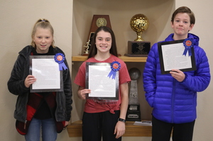 Red Ribbon Essay Winners